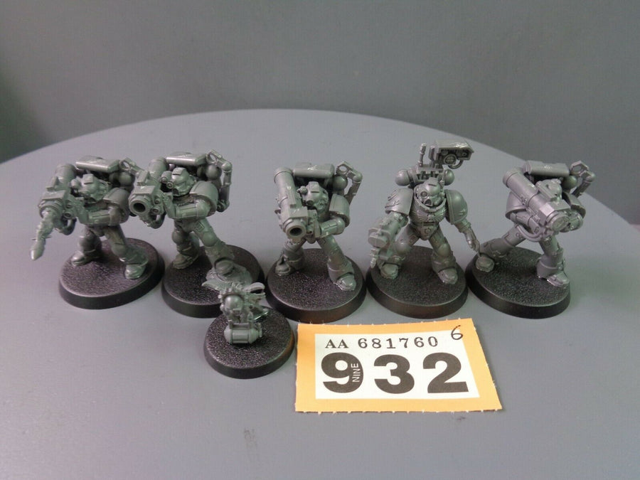 Space Marines Devastators squad 932