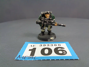 Space Marines Metal Scout Sniper Rifle 106