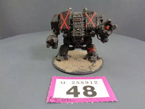 Blood Angels Metal Dreadnought