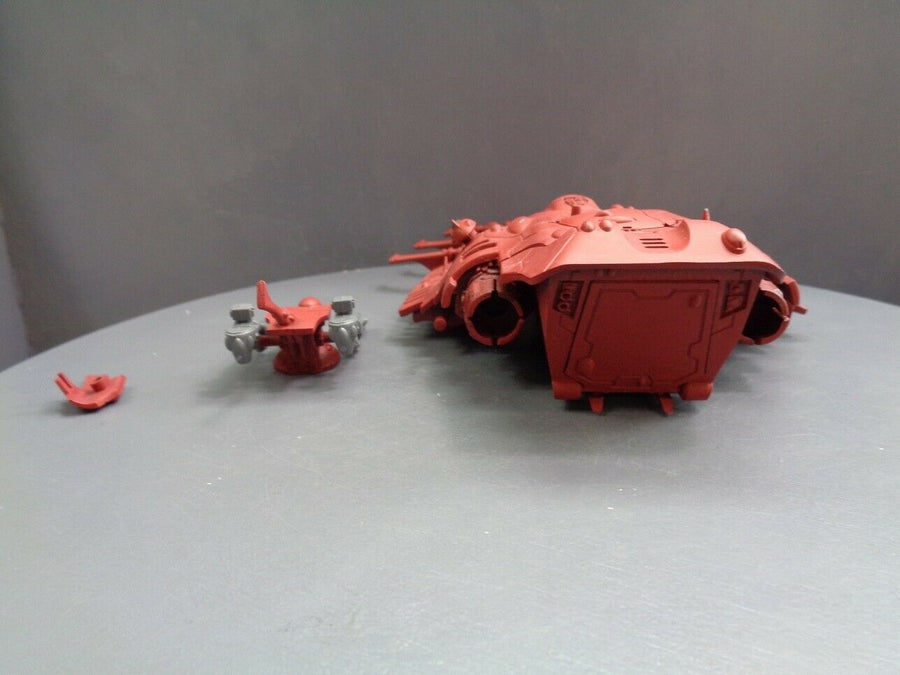 Eldar Craftworlds Wave Serpent 5