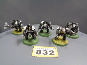 Space Marines Assault Terminators 832