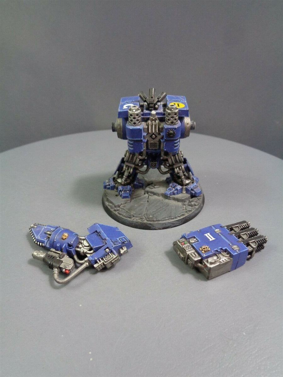 Ultramarines Venerable Dreadnought 104