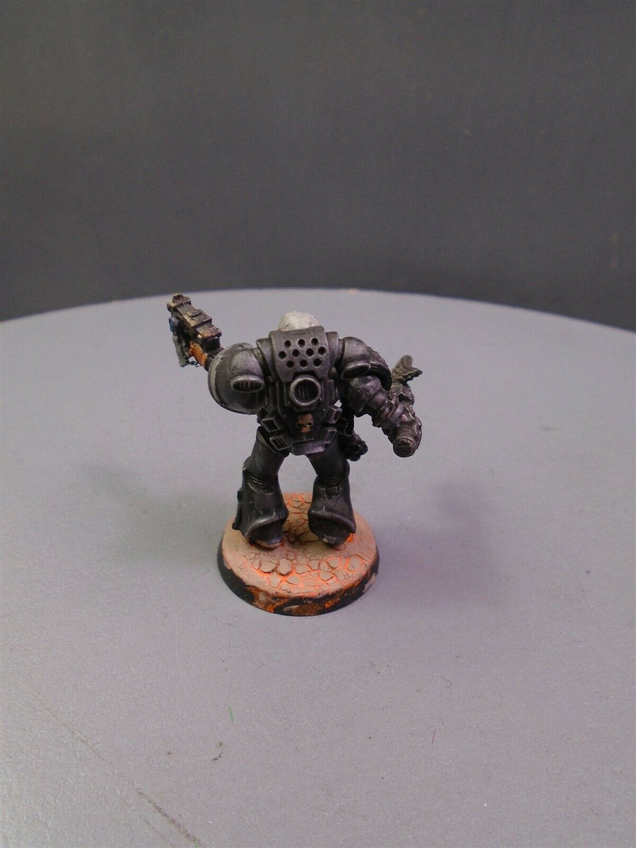 Space Marines Chaplain 365
