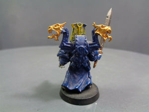 Space Marines chaos Metal Sorcerer 332