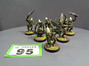 Metal Plaguebearers of Nurgle 95