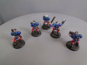 Space Marines Scouts Squad 572