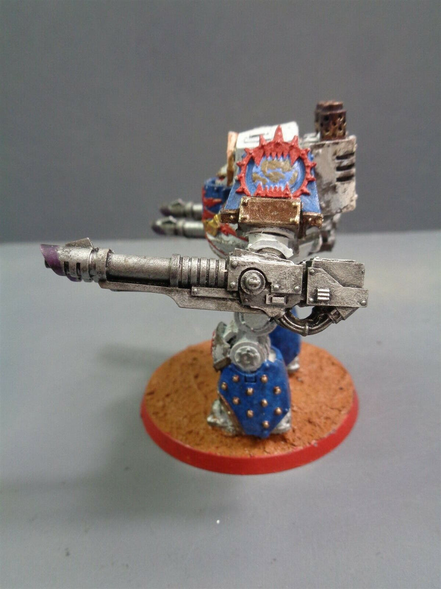Warhammer Forge World World Eaters Legion Contemptor Dreadnought 100