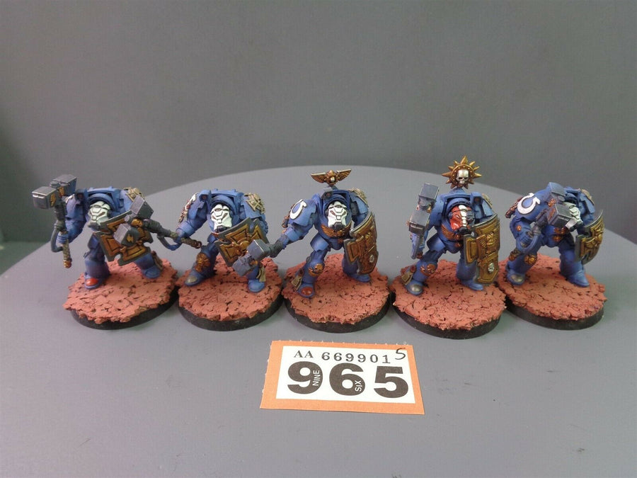 Ultramarines Terminators Squad 965