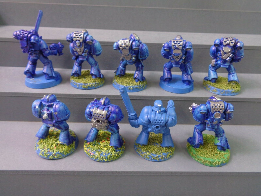 Space Marines Tactical Squad 449