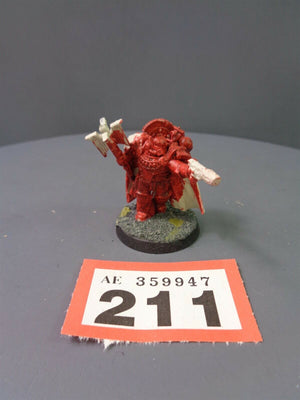 30,000 Space Marines Heroes Calth Chaplain 211