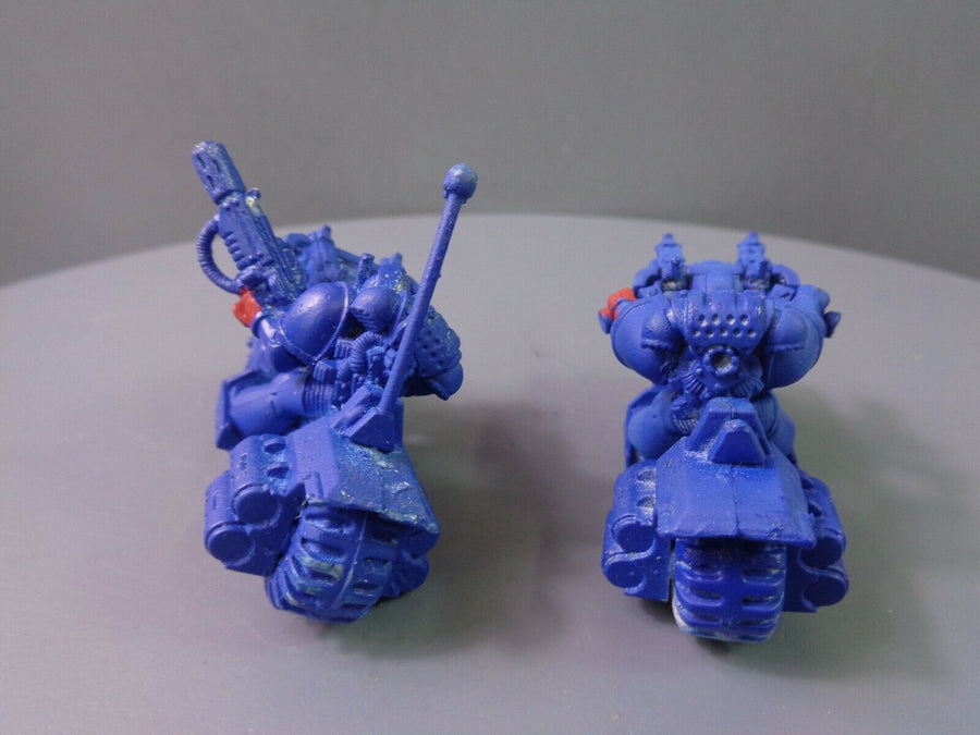 Space Marines Bikers  Bikes 406