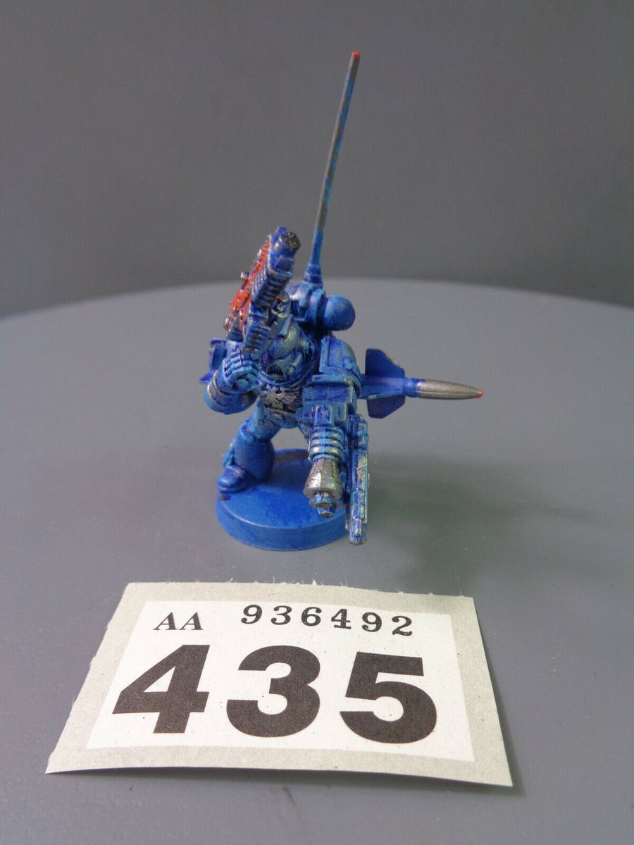 Space Marines Techmarine 435