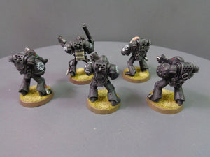 Iron Hands Combat Squad
