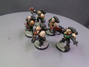 Space Marines Metal Sternguard Vets Squad 897