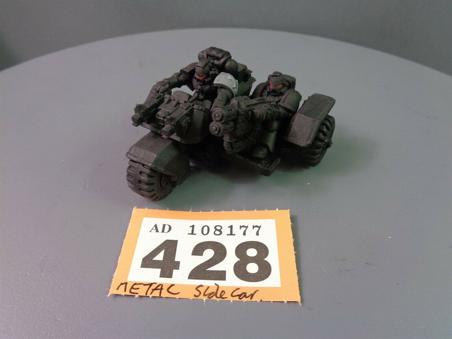 Space Marines Metal Parts Attack bike 428