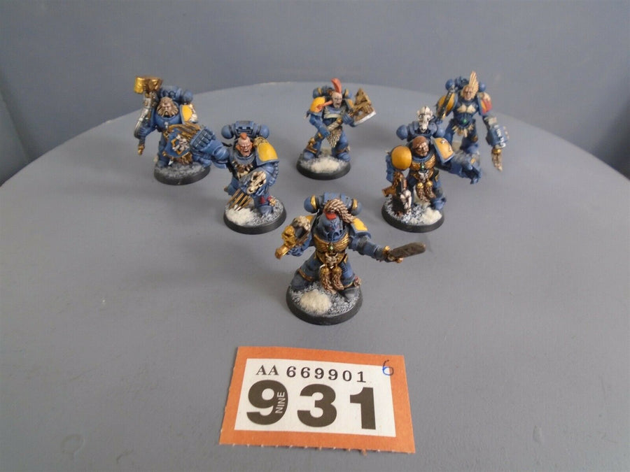 Space  Wolves Wolf Guard 931