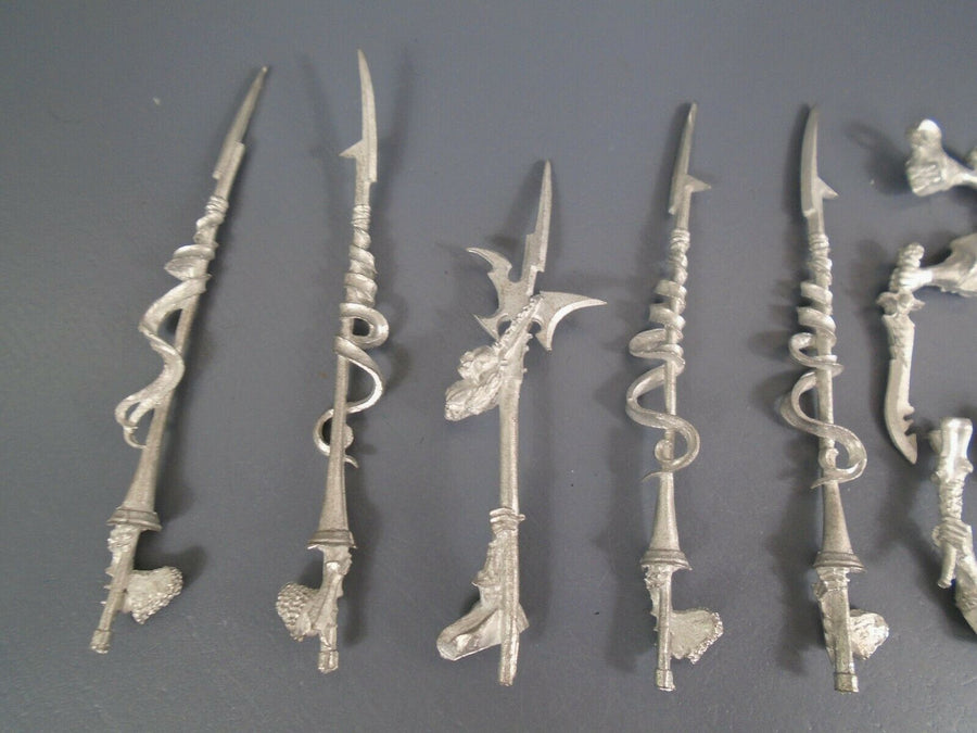 Drakespawn Knights/Dark Rider Weapons