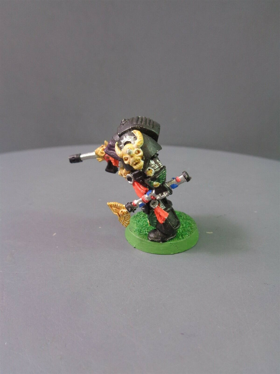 Space Marines ordo mallues inquisitor Terminator Armour 841