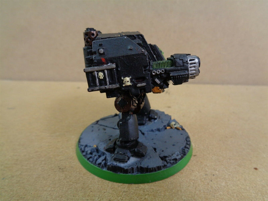 Space Marines Metal Dreadnought 40