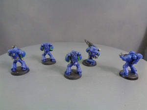 Space Marines Combat Squad 762