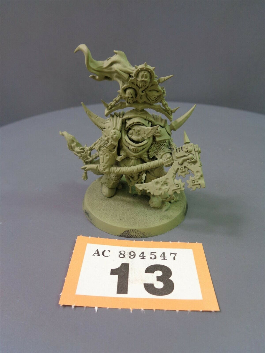 Death guard Lord of Contagion 13