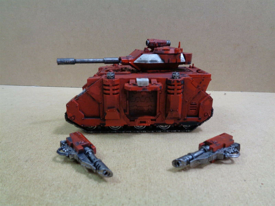 Blood Angels Predator