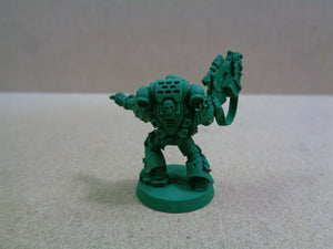 Space Marines Metal Vet Veteran sergeant 309