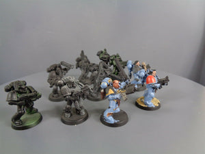 Space  Wolves Wolf Pack 992