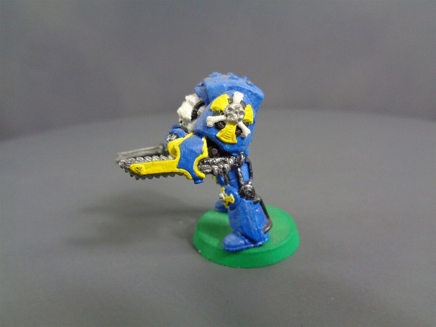 Space Marines Metal Terminator Assault Cannon 559