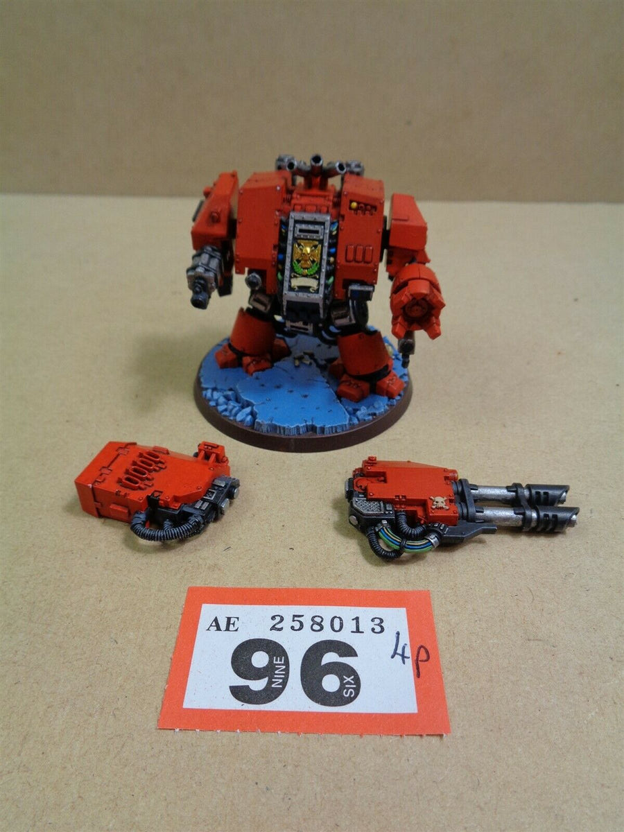 Space Marines Dreadnought 96