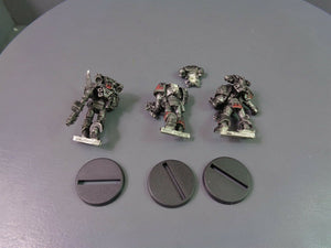 Space Marines Legion of the Damned Legionnaires 308