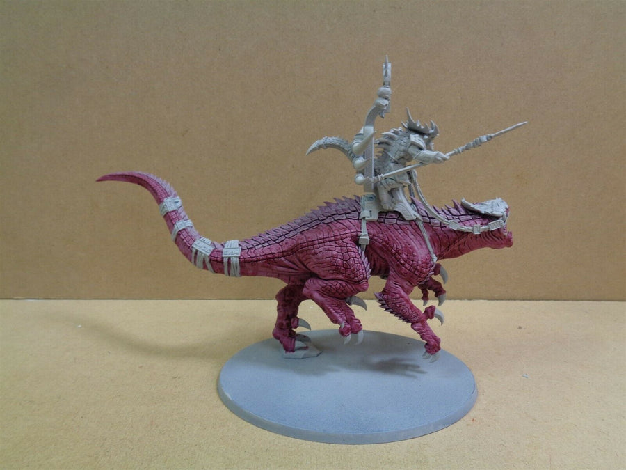 Oldblood On Carnosaur