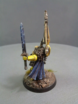 Imperial Fists Commander Inquisitor Coteaz Conversion