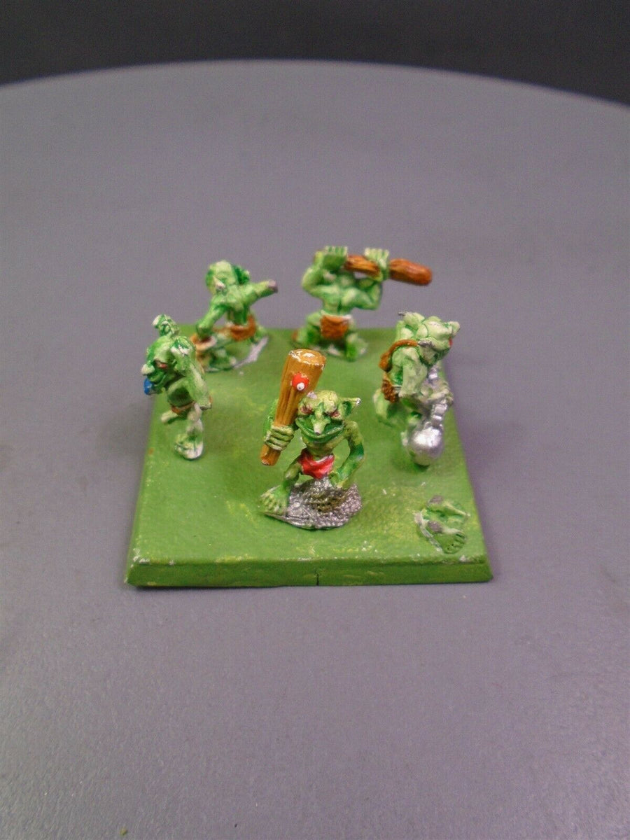 Orruks Orcs & Goblins Metal Snotlings 93