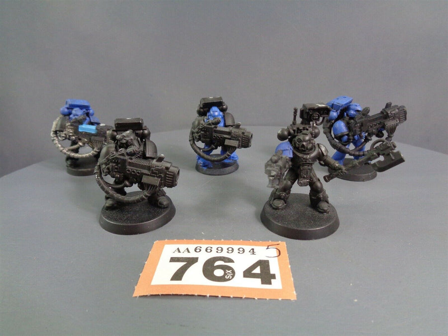 Space Marines Devastators Squad 764