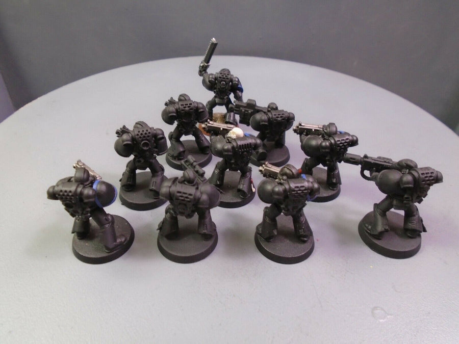 Space Marines Tactical Squad 16