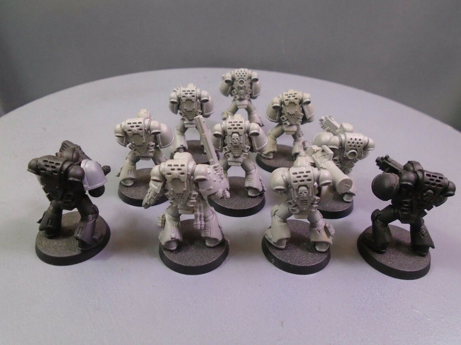 Space Marines Tactical Squad 347
