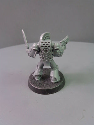 Space Marines Commander Captain 514