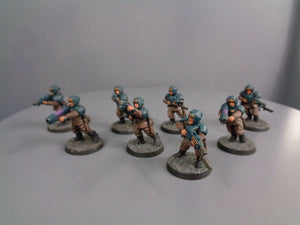 Cadian Guardsmen Special Weapons 889