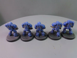 30k Ultramarines Mark IV Devastators Squad 246