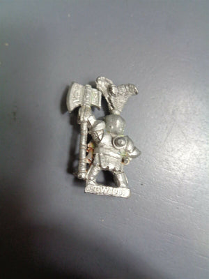 Warhammer Age of Sigmar Dwarf Prince Ulther's Imperial Dwarfs Champion 736