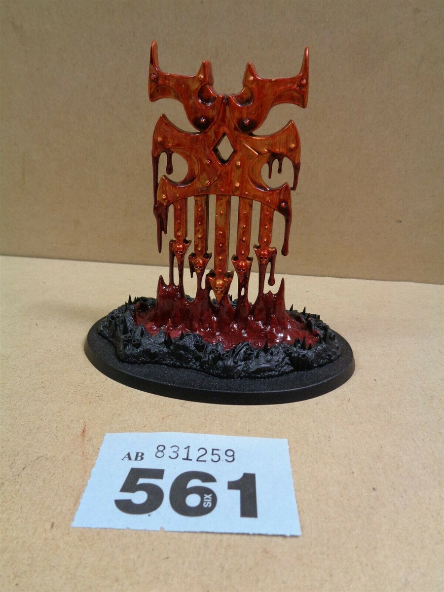 Warhammer Age Sigmar Malign Sorcery Judgements of Khorne The Bleeding Icon 561