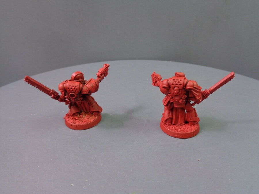 Space Marines Metal Veterans Vets 3