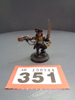 Officio Prefectus Commissar 351