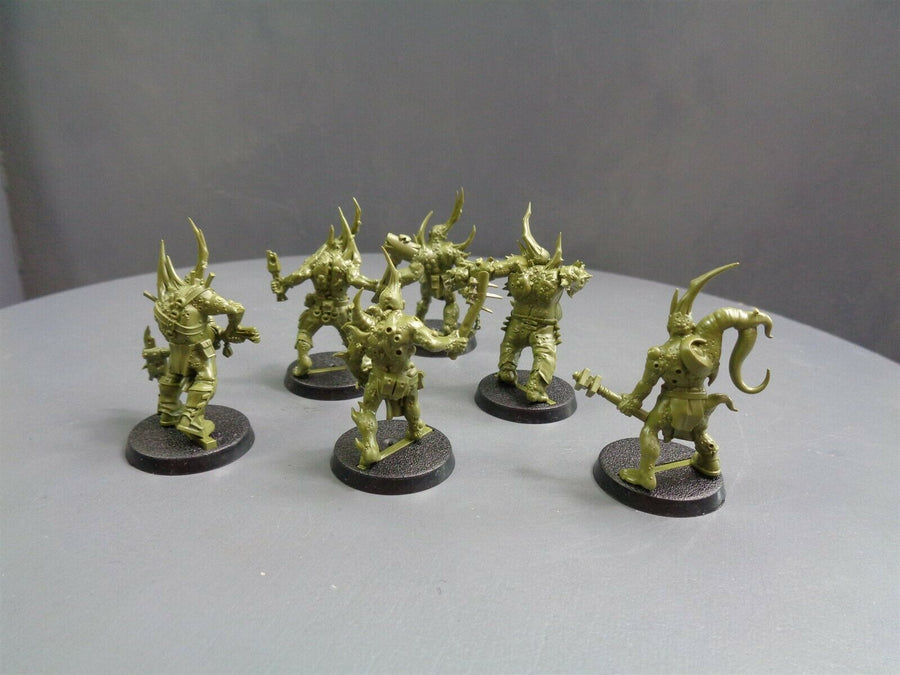 Death Guard Poxwalkers 114