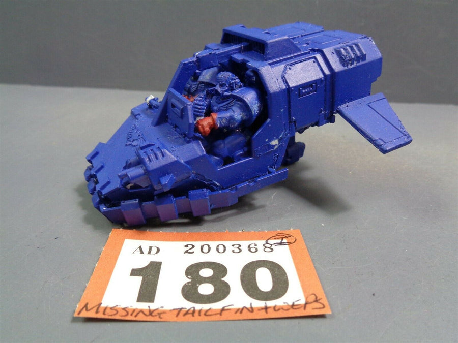 Space Marines Land Speeder 180