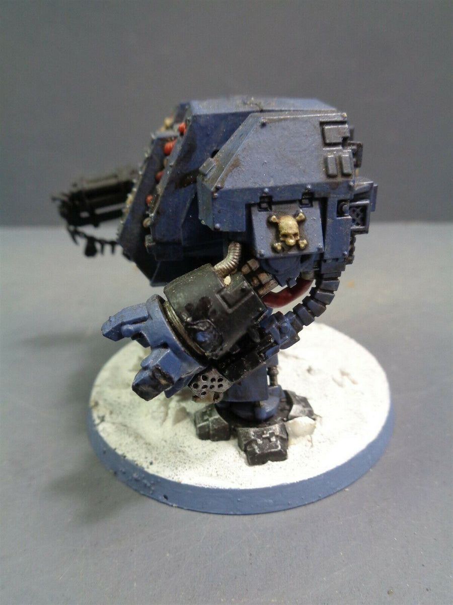 Space  Wolves Wolf Venerable Dreadnought 114