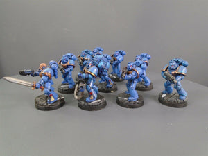 Space Marines Tactical Squad 838