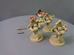30,000 Space Marines Mark IV Devastators Squad 235
