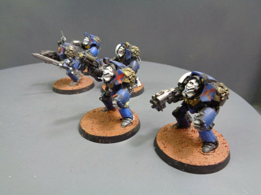 Space Marines Terminators Squad 990
